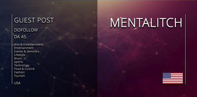 Get your article on - MENTALITCH (mentalitch.com)