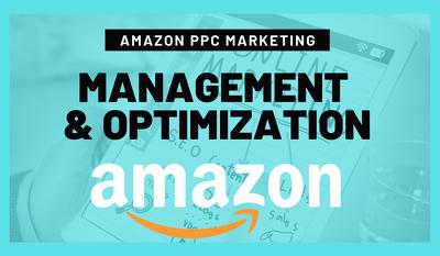 Setup, Optimize and Manage Amazon PPC Campaigns