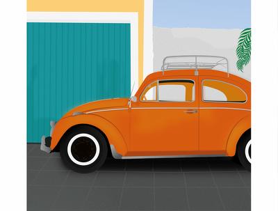 Design a digital illustration for you