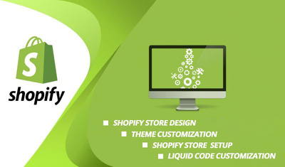 Create or clone shopify website, shopify redesign store