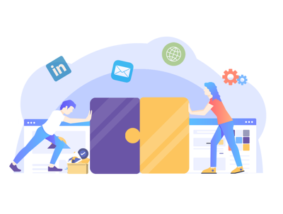I provide, LinkedIn Automation Tool for 2 months UNLIMITED usage