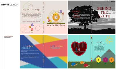 Design a Book Cover or DVD