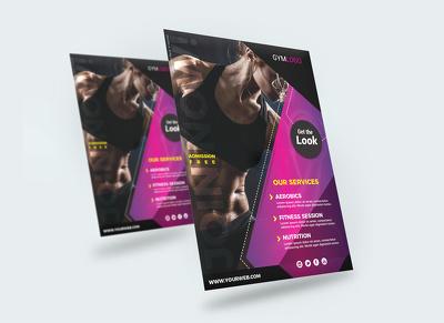 Bespoke Creative Design flyer, leaflet