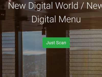 Develop RESTAURANTS Digital menu (QR Based ) and Android app