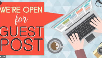 Write and publish on 5 High DA Sites 60-80