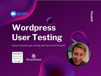 Test and review your Wordpress Website with video feedback