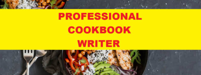 Write a 25000 word cookbook