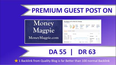 Premium Guest Post On High Quality Site DA 55 Dofollow link