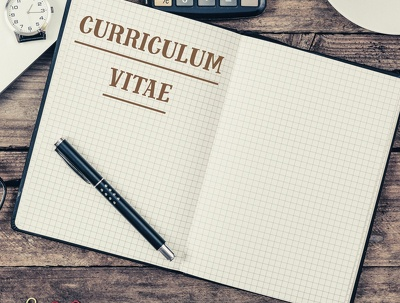 Review and update your CV