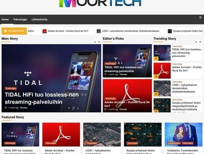 Guest Post on Finnish .FI MoorTech.FI   Link Building