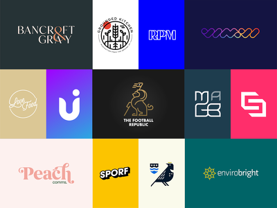Design your logo (inc. 3 initial concepts + unlimited revisions)