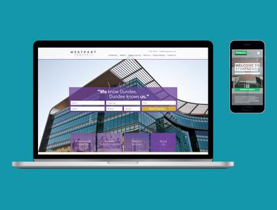 Design an Fully Interactive Website Prototype