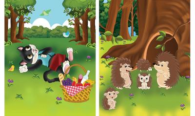 Do children book illustrations