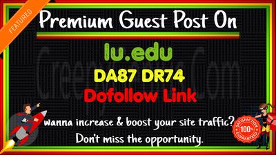 guest Post on Indiana University - Iu. edu - DA87 DR74