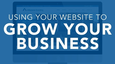 Provide you a business website