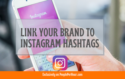 Link your brand to Instagram hashtags