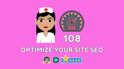 Optimize your website for SEO / On page Website SEO