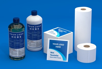 I can design any kind of print ready label/package in 24 hours