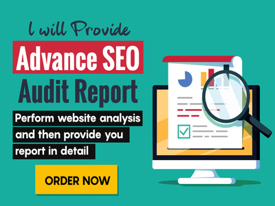SEO Audit Strategy with Keywords & Competitor Analysis