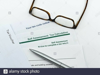 COMPLETE & SUBMIT SELF ASSESSMENT RETURN
