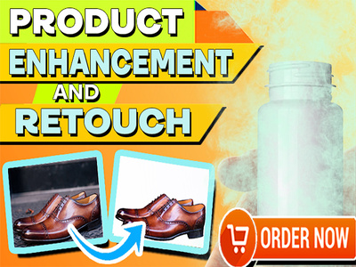 Do do product enhancement and retouch for amazon, shopify, ebay