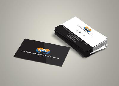 Do minimalist, luxury & Professional business Card Design