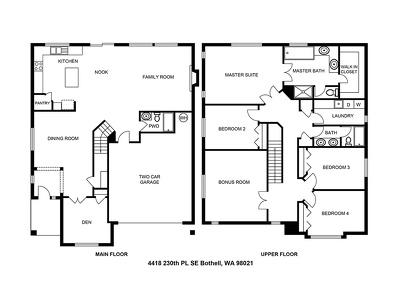Deliver 2D & 3D Floor plans