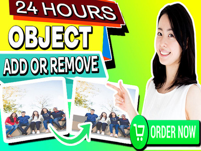 Add or remove object from your image