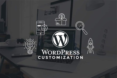 Make customizations on your wordpress website for 3 hours