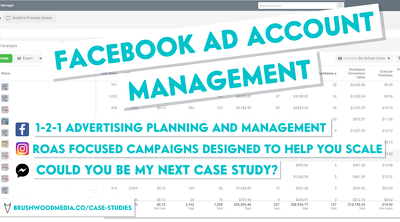 Manage your Facebook & Instagram advertising