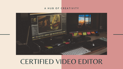 Edit your video with new ideas