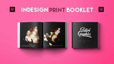 InDesign eBook, Magazine editing