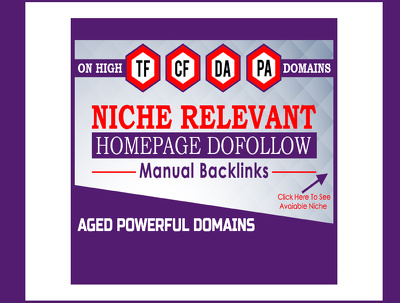 SEO 100 niche relevant backlinks blog comments