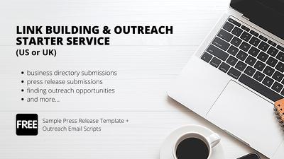 Link Building & Outreach Starter Service