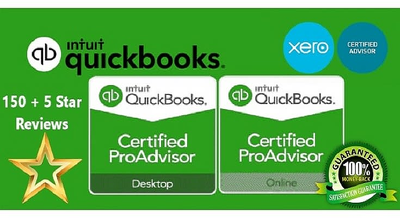 Provide Monthly Bookkeeping on Quickbooks Online, Xero and Excel