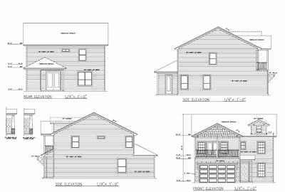 2D Floorplan / Elevation Plan / Section Plan - CAD Plan
