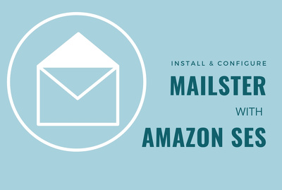 Install and configure mailster with amazon ses