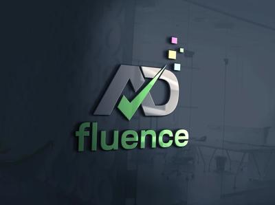 Design social media marketing logo
