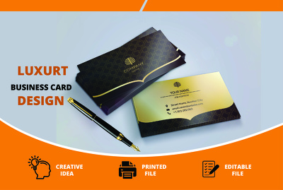 Do business card design in 24 hours