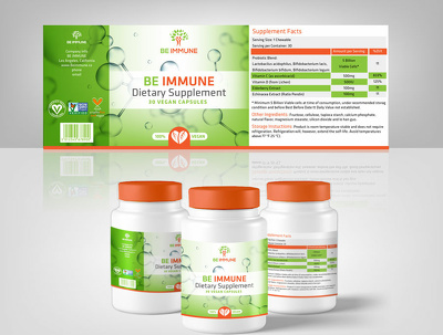 Design Label And Package