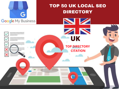 Do GMB & Top 50 Local Citation for Your Local Business
