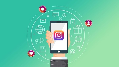 Organically promote your Instagram and grow 1600 Followers