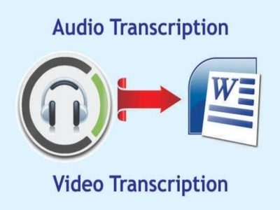 Do flawless audio or video transcription in 24