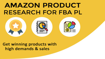 Do Product Research for Amazon FBA PL