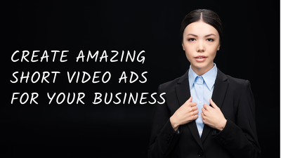 Create design Amazing Short Video Ads For Your brand or Product