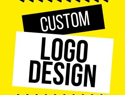 Design a professional, custom logo for just £25