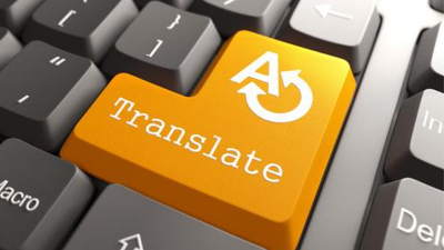 Translate 800 English words to French and vice versa, manually