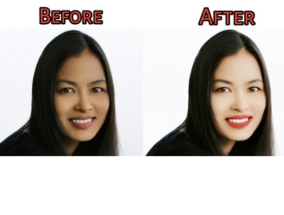 Retouch your images professionally | 3 Photo
