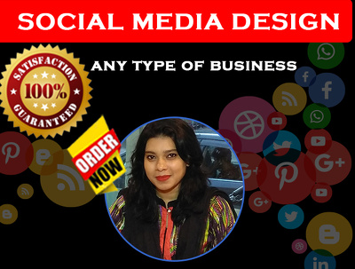 Create any  Social Media design Instagram, Facebook , Youtube
