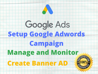 Set up and monitor your Google Ads campaign